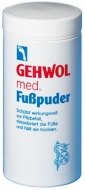 GEHWOL.med. Foot Powder, 100 г. (Пудра геволь-мед) #40906