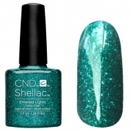 CND Shellac Emerald Lights Коллекция Starstruck Collection 2016 Осень-Зима