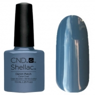 CND Shellac Denim Patch Коллекция Craft Culture Collection 2016 Лето-Осень