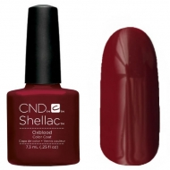CND Shellac Oxblood Коллекция Craft Culture Collection 2016 Лето-Осень