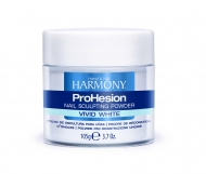 HARMONY ProHesion Vivid White Powder, 105 g - ярко-белая акриловая пудра, 105 г #01114