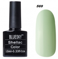 Bluesky Shellac №80569