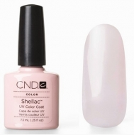 Цветное покрытие Shellac Clearly Pink 7,3 мл #023