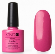Цветное покрытие Shellac Hot Pop Pink 7,3 мл #019