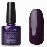Цветное покрытие Shellac Rock Royalty 7,3 мл #024