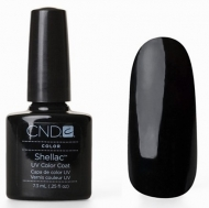 Цветное покрытие Shellac Black Pool 7,3 мл #018