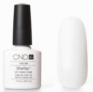 Цветное покрытие Shellac Cream Puff 7,3 мл #001