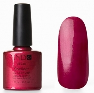 Цветное покрытие Shellac Red Baroness 7,3 мл #009
