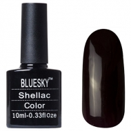 Shellac Bluesky #80559 Dark Dahlia Плотная эмаль