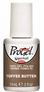 SuperNail ProGel Toffee Butter, 14 мл. - гелевый лак