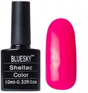 Shellac Bluesky Neon #06